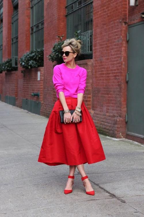 фото красные туфли