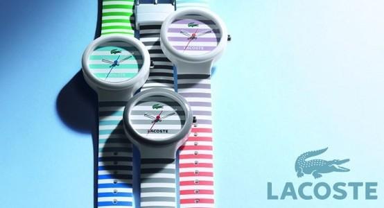 фото часы от lacoste