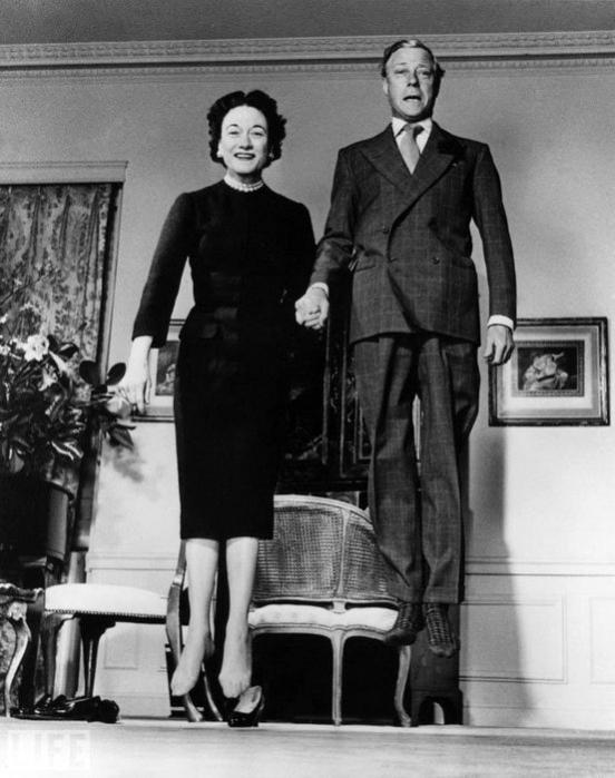 Герцог и герцогиня Виндзорские
