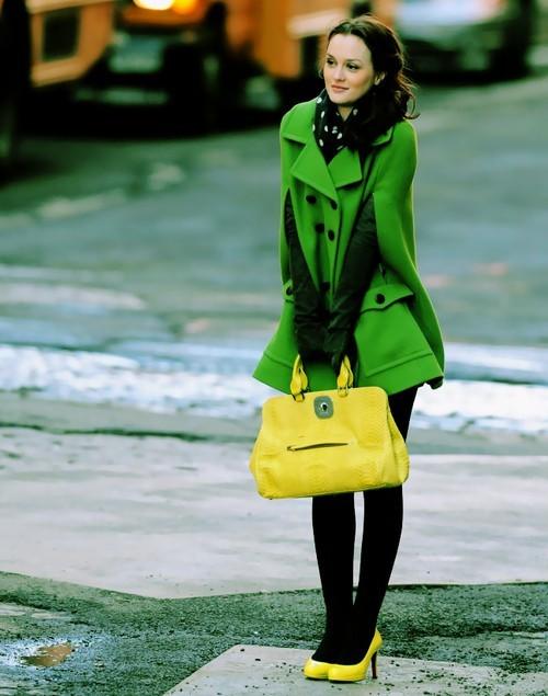 фото желтая сумка