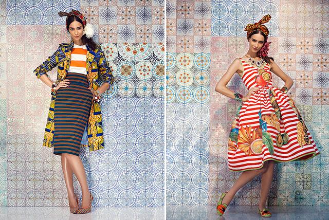 весенняя коллекция 2014 от Стеллы Джин