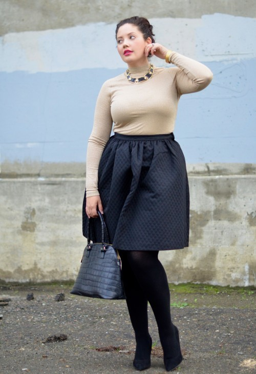 гардероб plus size