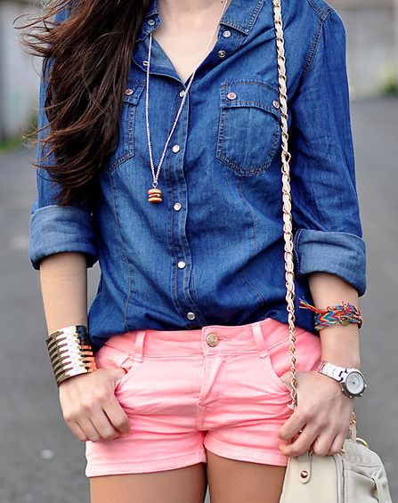 women-denim-shirts-styles-ideas
