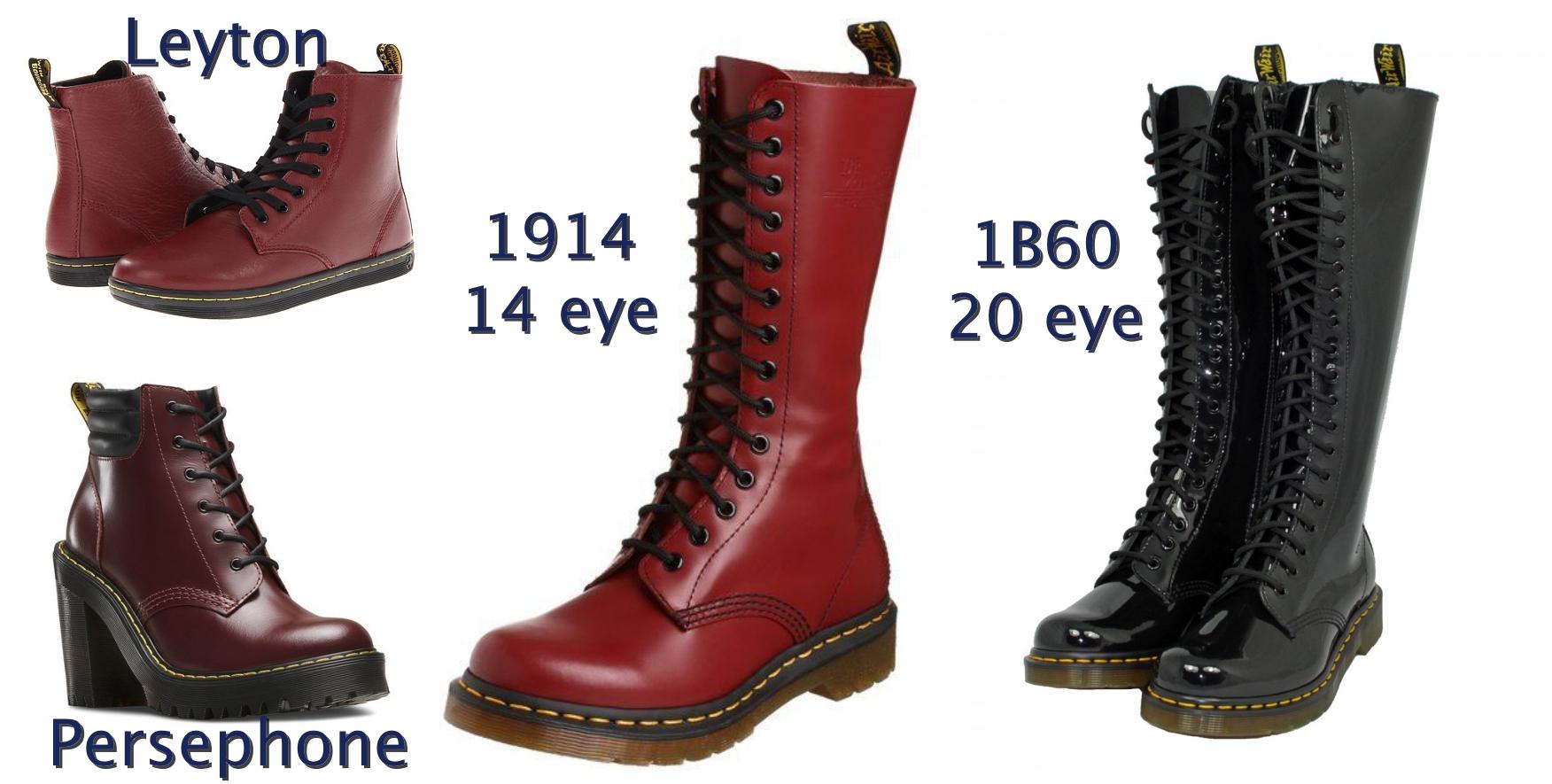 Популярные модели Dr. Martens - BrandSearch - о моде и стиле в Украине 64b3f671eec8b