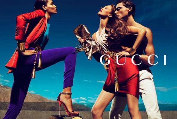 коллекция Gucci 2011