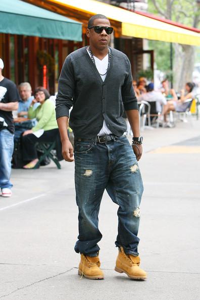фото Jay_Z в Timberland
