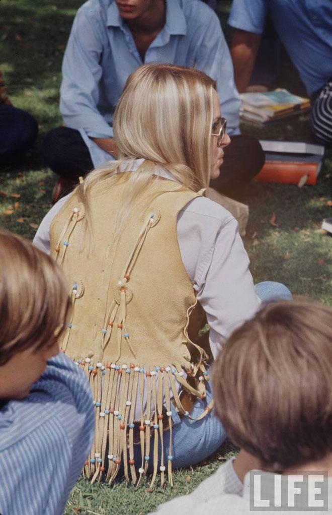 что носили в 60-тые
