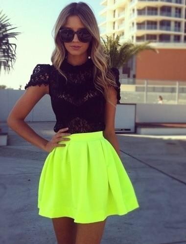 фото юбка солнце 2