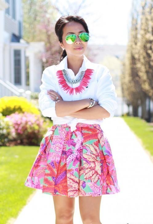 фото юбка солнце 6