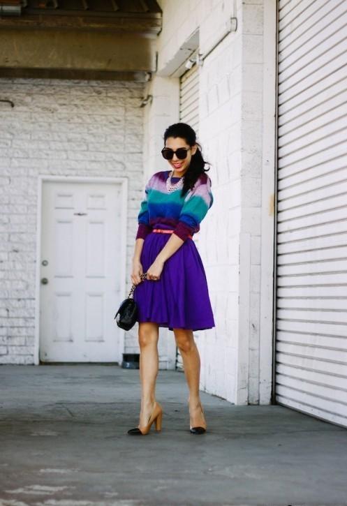 фото юбка солнце 13