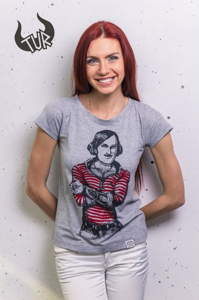 фото футболка TUR