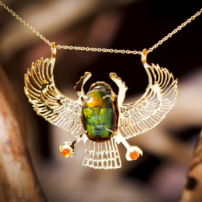 genuine-scarab
