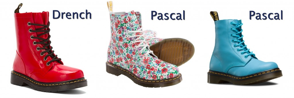 Dr. Martens Drench and Pascal