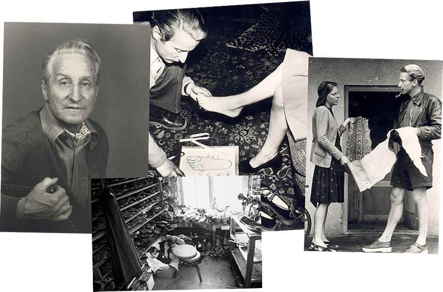 Dr.Martens_1945_история